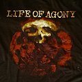 "Life Of Agony - TShirt or Longsleeve - Life Of Agony  -  ""The Sound Of Scars"" official t-shirt ""Scars Are What We Are""..."