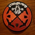 Life Of Agony - Patch - Life Of Agony  - Official Hardcore Skull Circle logo patch