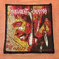 Malevolent Creation - Patch - Malevolent Creation The will to kill patch