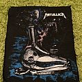 Metallica - Patch - Metallica Cyborg Backpatch