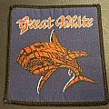 Great White - Patch - Great White patch