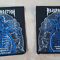 Resurrection - Patch - Resurrection - Embalmed Existence vintage patch