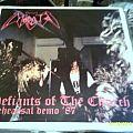 Morbid - Tape / Vinyl / CD / Recording etc - morbid  defiants (rare)
