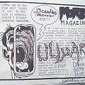 Morbid Pelle Ohlin - Other Collectable - pelle ohlin original drawings morbid magazine flyer