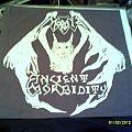 Morbid - Tape / Vinyl / CD / Recording etc - ancient morbidity test press!