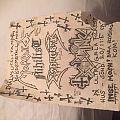 Morbid - Other Collectable - morbid  original gig flyer/mayhem  old letters/flyers