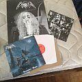 Morbid - Tape / Vinyl / CD / Recording etc - Morbid December Moon 12'' LP Rare Red vinyl