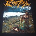 Cerebral Incubation - TShirt or Longsleeve - Asphyxiating on Excrement