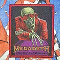 Megadeth-Peace Sells... But Who's Buying? patch