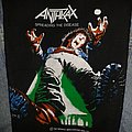 Anthrax-Spreading The Disease Backpatch 1987