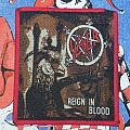Slayer-Reign In Blood patch