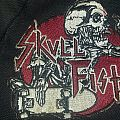 Skull Fist-Shred's Not Dead Official Embroidered