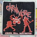 Carnivore - Patch - Carnivore Woven Patch
