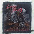 Living Death Official Vintage patch!
