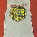 Iron Maiden-Piece Of Mind Tour Shirt