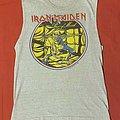 1983 - TShirt or Longsleeve - Iron Maiden-Piece Of Mind Tour Shirt