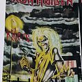 Iron Maiden-Killers poster flag