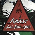 Raven-All For One vintage patch