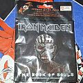Iron Maiden-The Book Of Souls patch