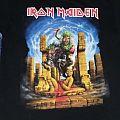 Iron Maiden-Mexico Event Shirt-Maiden England 2013