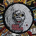 Iron Maiden-The Number Of The Beast Eddie Patch