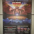 Iron Maiden - En Vivo! Promo Poster Other Collectable