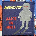 Annihilator-Alice In Hell patch
