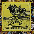 Virtue - Patch - Virtue-We Stand To Fight Patch