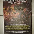 Iron Maiden - From Fear To Eternity Promo Poster