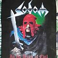 Sodom-In The Sign Of Evil backpatch