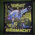 Biermacht-Wehrmacht woven patch
