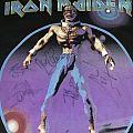 Iron Maiden-Ed Hunter World Tour Signed Shirt