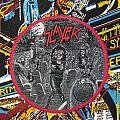 Slayer - Patch - Slayer-Live Undead