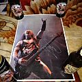 Venom-Poster Signed By Cronos