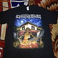 Iron Maiden-Dated Florida 2016 Event Shirt
