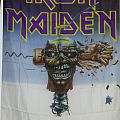 Iron Maiden-Can I Play With Madness? Poster Flag Other Collectable