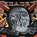 Shaped Cut Out Megadeth-Killing Is My Busines... patch