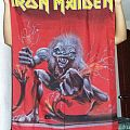 Iron Maiden-A Real Live One Flag
