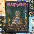 Iron Maiden-Seventh Son Of A Seventh Son Vintage patch