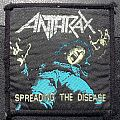 Anthrax Vintage Patch 1985