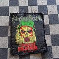 Sacred Reich-Violent Solutions patch