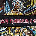 Iron Maiden-IMFC strip patch
