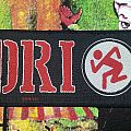 D.R.I. vintage strip Patch