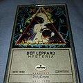 Def Leppard - Hysteria Tape
