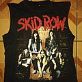 Skid Row - Slaves To The Grind Tour Shirt '91-'92