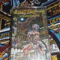 Iron Maiden-Somewhere In Time tape