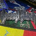 Sacred Reich Metal Pin Badge