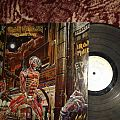 Iron Maiden-Somewhere In Time VINYL FIRST PRESS 1986