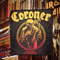 Coroner Punishment For Decadence Patch For Trade(or sale)