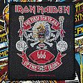 Iron Maiden-First Ten Years patch